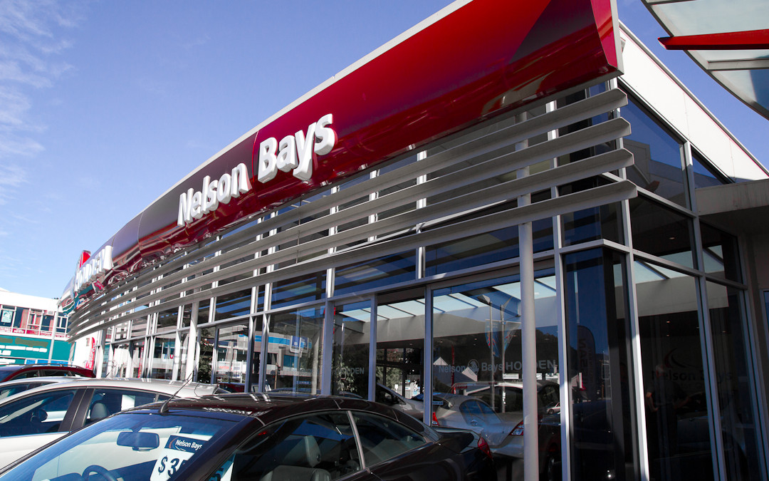 Dayman Motors Complex