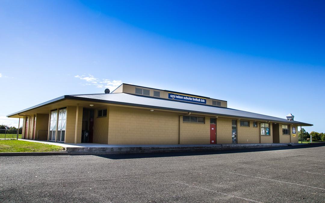 Saxton Soccer Pavilion