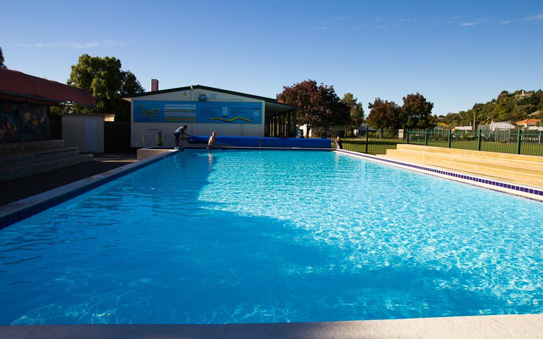 Tahunanui School Pool